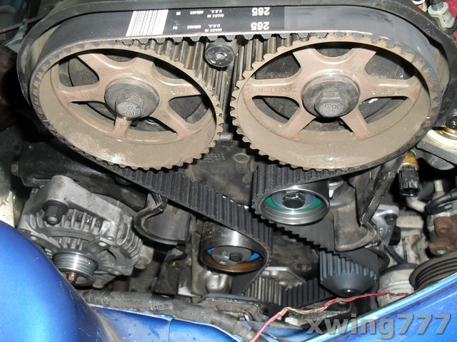 Timing Belt Replacement On Wifes 2006 Na Pt Cruiser Forum