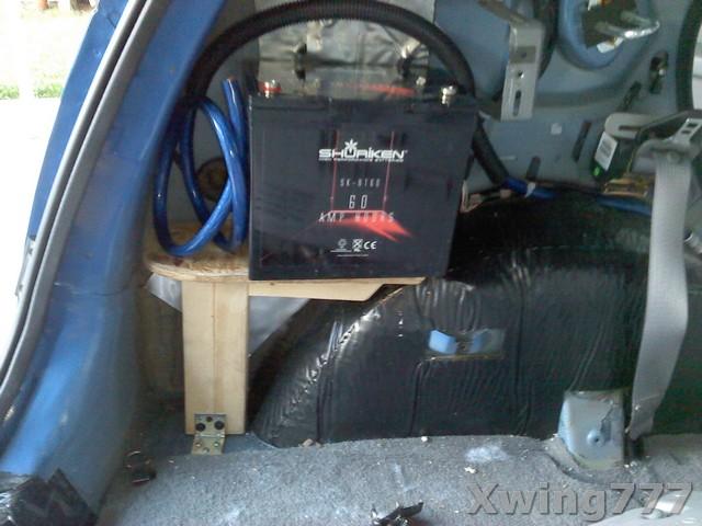 battery upgrade pt cruiser forum. Black Bedroom Furniture Sets. Home Design Ideas